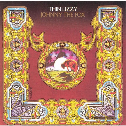 Thin Lizzy - Johnny the Fox (CD) - image 1 of 2