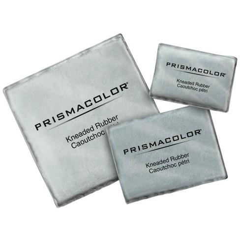 Prismacolor Kneaded Eraser, 2 x 2 Inches, Gray, pk of 12 - image 1 of 1