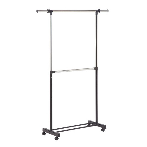 Honey-Can-Do Dual Rod Expandable Garment Rack - image 1 of 3