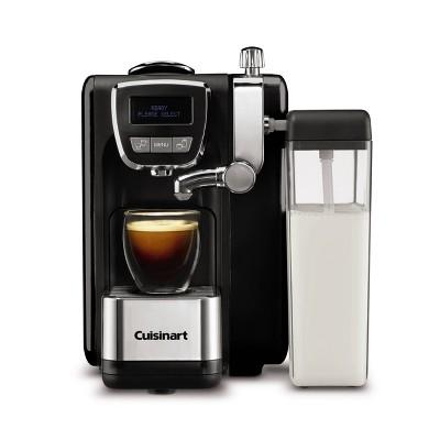 Cuisinart Espresso, Cappuccino and Latte Machine - Black