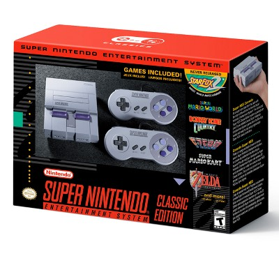 Nintendo® Super NES Classic Edition
