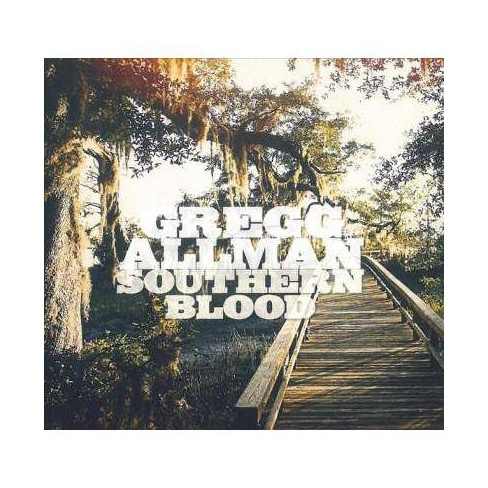 Gregg Allman - Southern Blood (CD) - image 1 of 1
