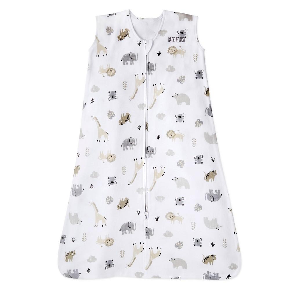 Halo Innovations Sleepsack Pajama 100 Cotton Animal Print Md
