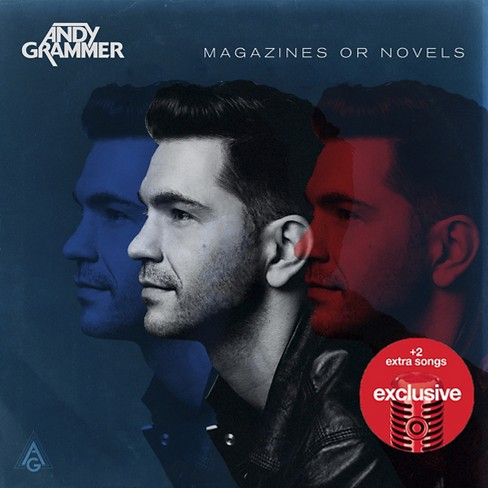 Andy Grammer- Magazines Or Novels (Target Exclusive) - image 1 of 1