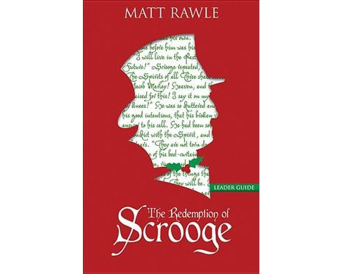 Redemption of Scrooge (Paperback) (Matt Rawle) - image 1 of 1