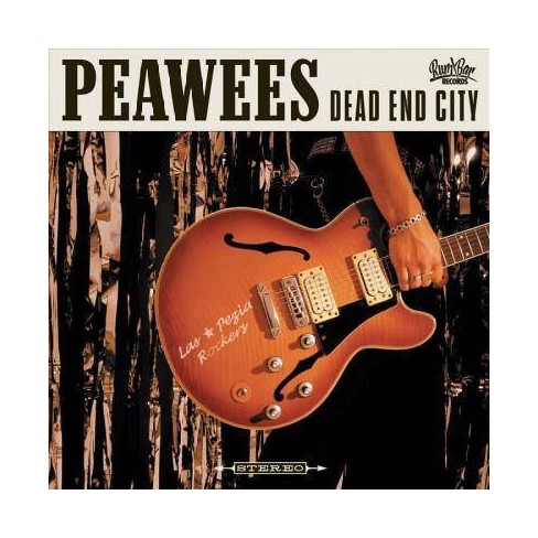 Peawees - Dead End City (CD) - image 1 of 1