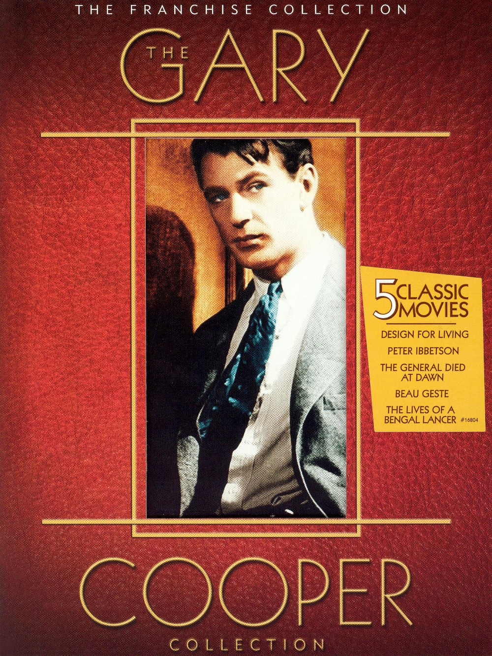 Gary Cooper Collection (Dvd)