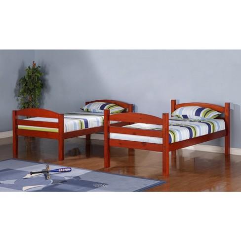 Solid Wood Bunk Bed Saracina Home Target