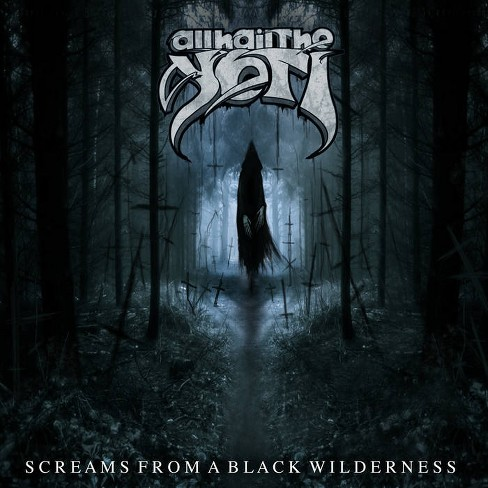 All hail the yeti - Screams from a black wilderness (Vinyl) - image 1 of 1