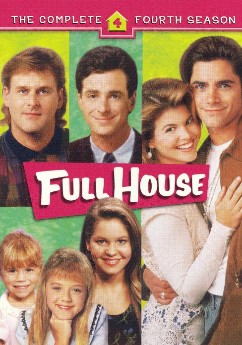 Full House: The Complete Fourth Season [4 Discs] - image 1 of 1