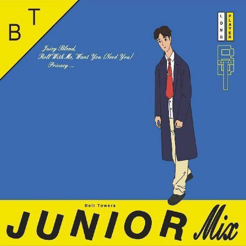 BELL TOWERS - Junior Mix (Vinyl) - image 1 of 1