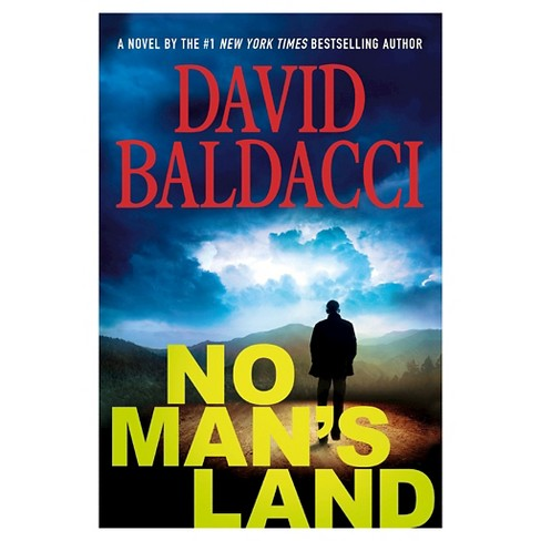 No Man's Land (John Puller Series #4) (Hardcover) by David Baldacci - image 1 of 1