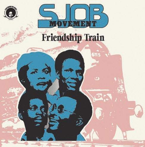 Sjob Movement - Friendship Train (CD) - image 1 of 1