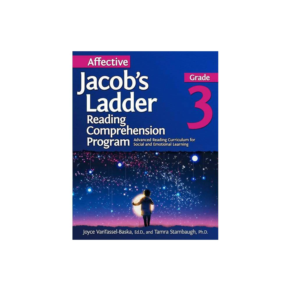 Affective Jacob S Ladder Reading Comprehension Program Grade 3 By Joyce Vantassel Baska Tamra Stambaugh Paperback