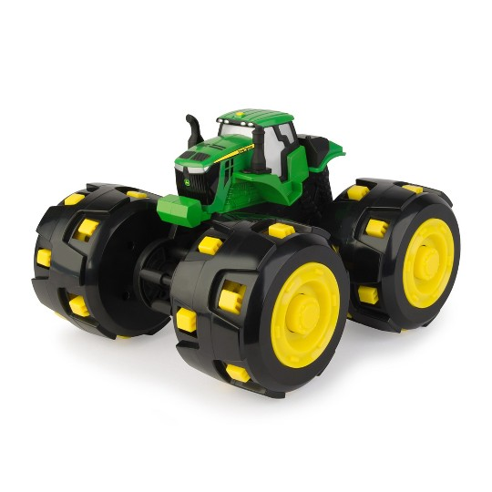 John Deere Monster Treads Tough Treads Tractor image number null
