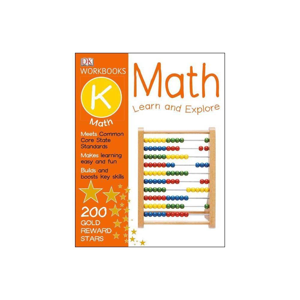 Dk Workbooks Math Kindergarten Paperback