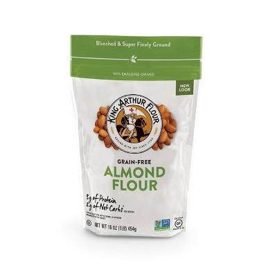 Flours & Meals: King Arthur Almond Flour