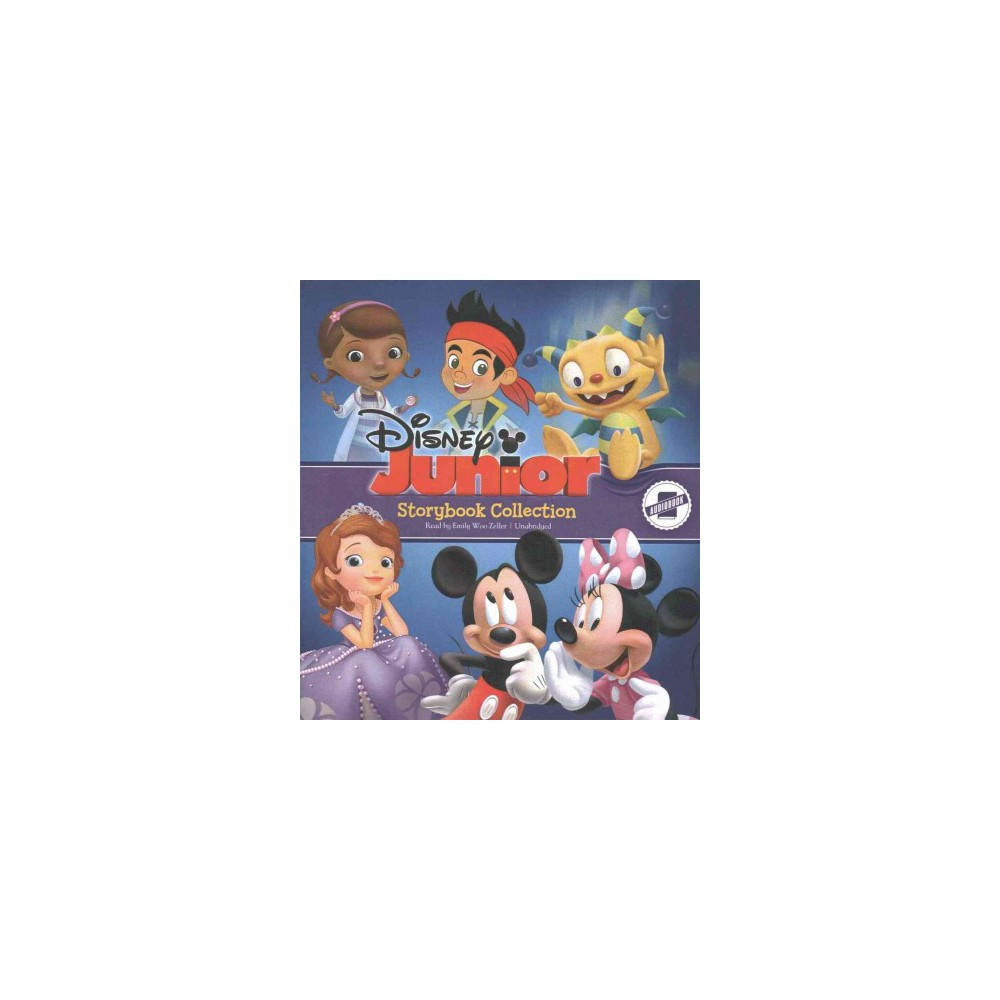 Disney Junior Storybook Collection (Unabridged) (CD/Spoken Word)