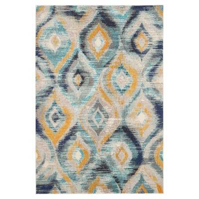 Monaco Rug - Blue/Multi - (5'1 X7'7 )- Safavieh®