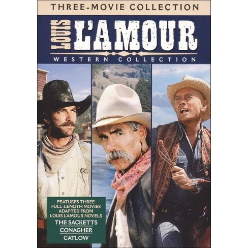 Louis L'Amour Western Collection (DVD) - image 1 of 1