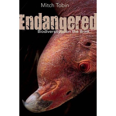 Endangered - by  Mitch Tobin (Hardcover) - image 1 of 1