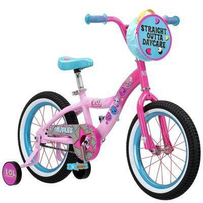 "L.O.L. Surprise! 16"" Kids' Bike - Pink"
