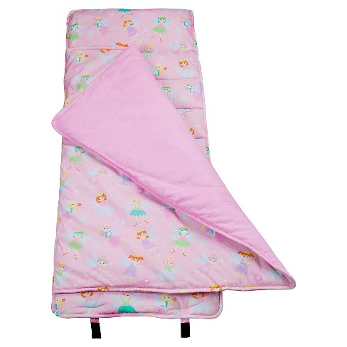 WildKin Olive Kids Fairy Princess Original Nap Mat - image 1 of 2