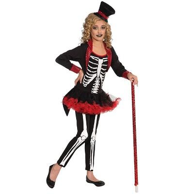 Forum Novelties Miss Bone Jangles Skeleton Tutu Costume Child