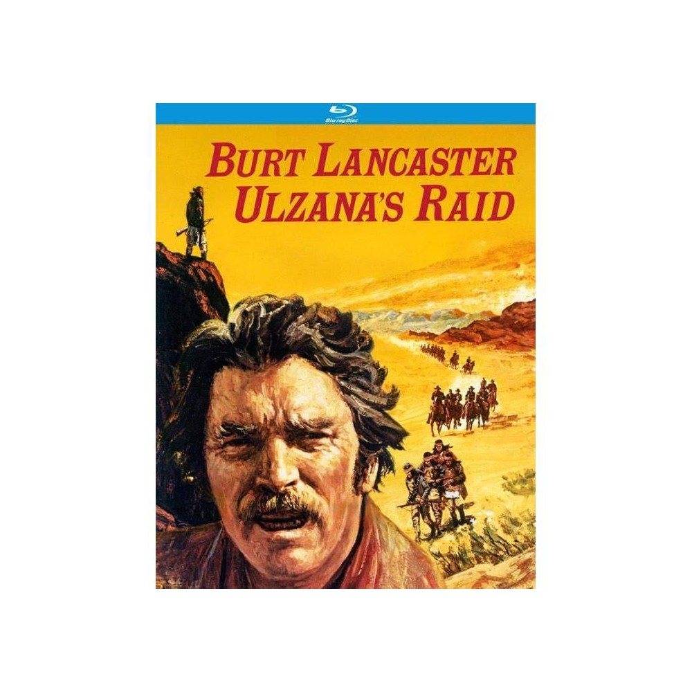 Ulzana S Raid Blu Ray