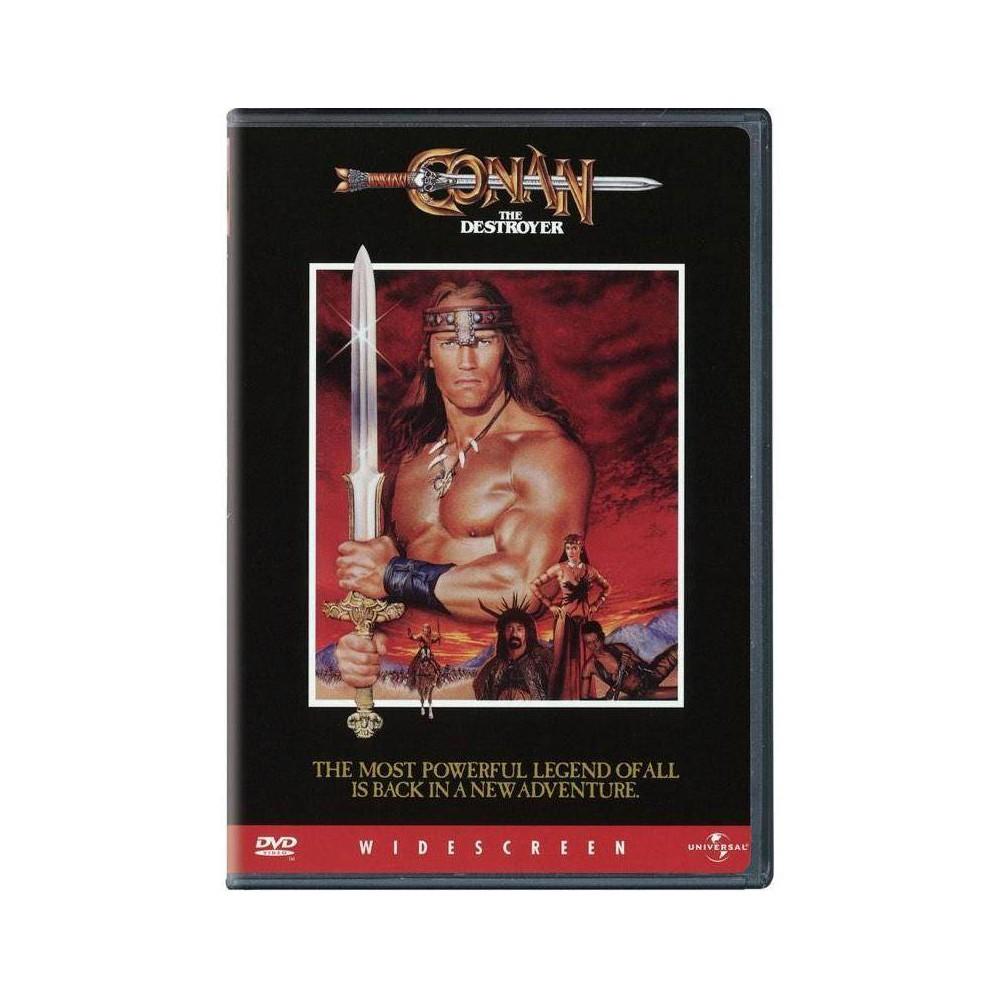 Conan The Destroyer Dvd 1998