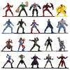 """Jada Toys Nano Metalfigs Marvel Die-Cast Figures 1.65"""" 20-Pack - image 3 of 4"""