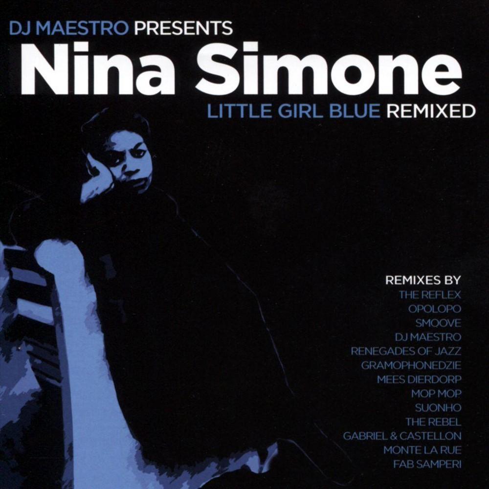 Dj Maestro - Dj Maestro Presents Nina Simone:Littl (CD)