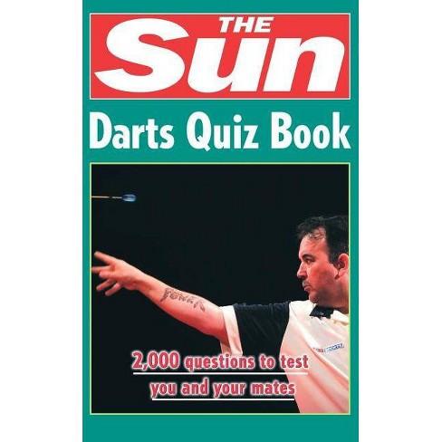 The Sun Darts Quiz Book - by  Chris Bradshaw (Paperback) - image 1 of 1