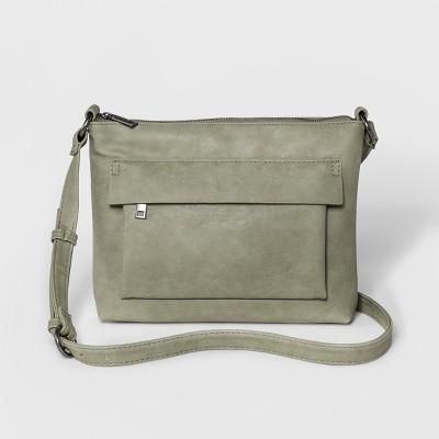 cb2988d7c3 Campbell Crossbody Bag – Universal Thread™ Green – Target Inventory ...