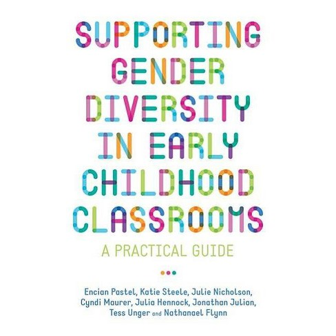Supporting Gender Diversity in Early Childhood Classrooms - (Paperback) - image 1 of 1