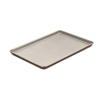 "Cuisinart Chef's Classic 15"" Non-Stick Bronze Color Baking Sheet  - AMB-15BSBZ"
