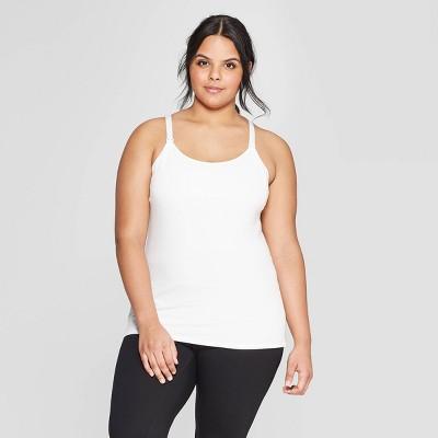 Women's Nursing Cami - Auden™ Fresh White XL