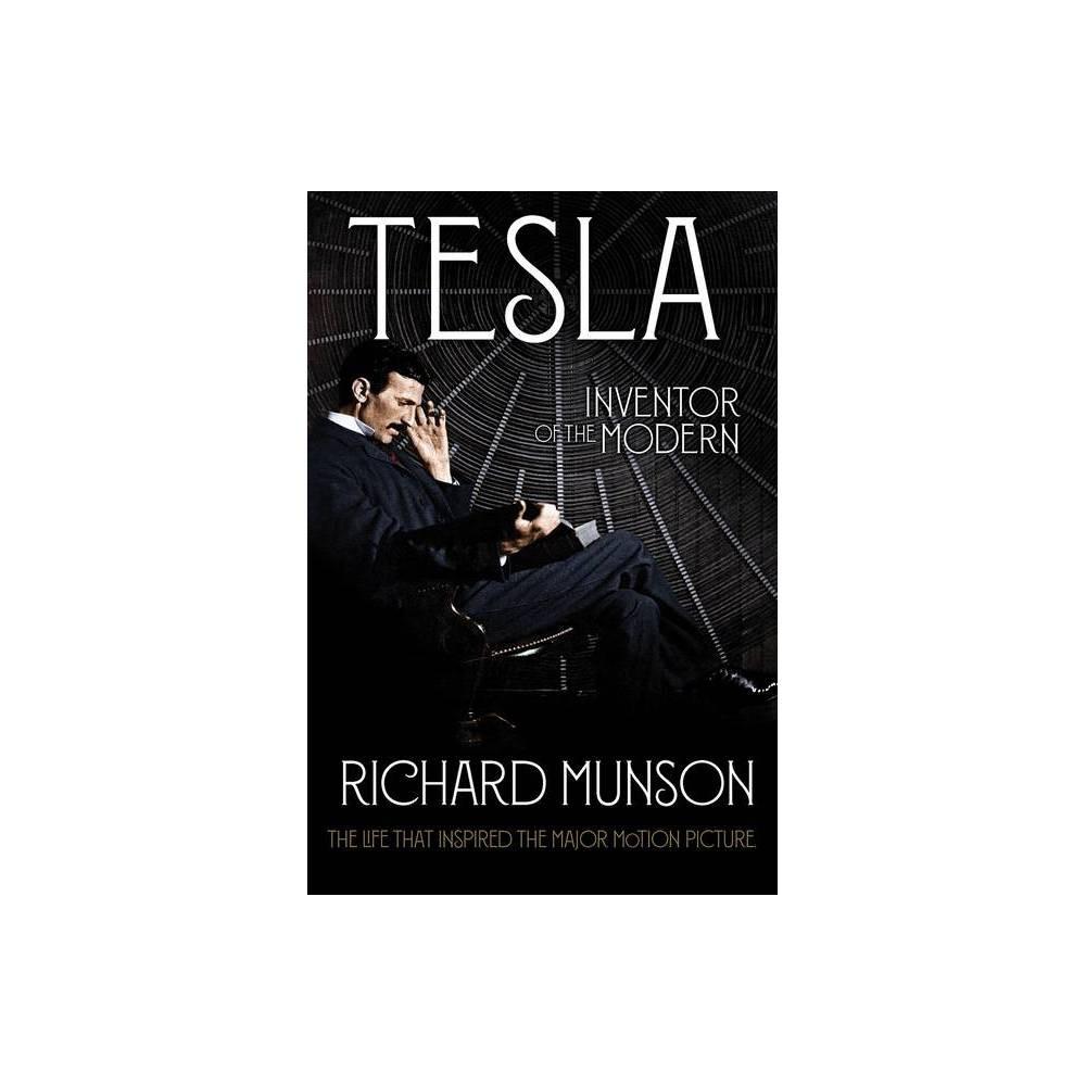 Tesla By Richard Munson Paperback