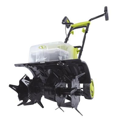 Sun Joe 24V-X2-TLR14-CT 48-Volt iON+ Cordless Garden Tiller/Cultivator   Tool Only
