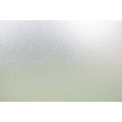 Brewster Sand Door Privacy Film Medium Clear