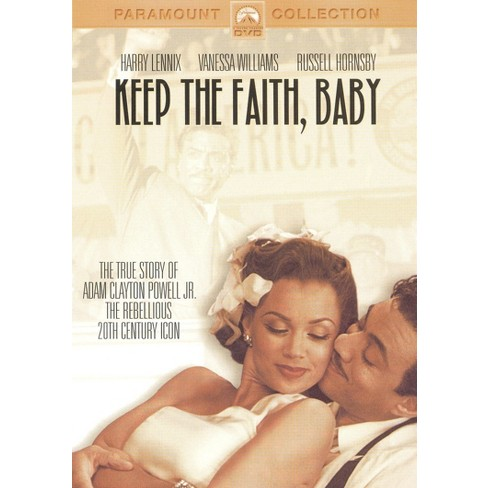 Keep the Faith, Baby (Paramount DVD Collection) (dvd_video) - image 1 of 1
