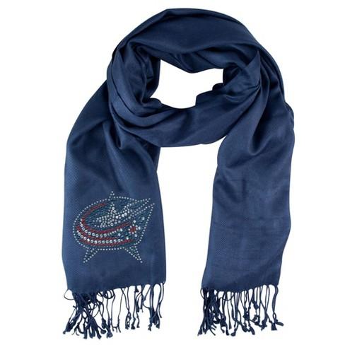 NHL Columbus Blue Jackets Pashi Fan Scarf - image 1 of 1