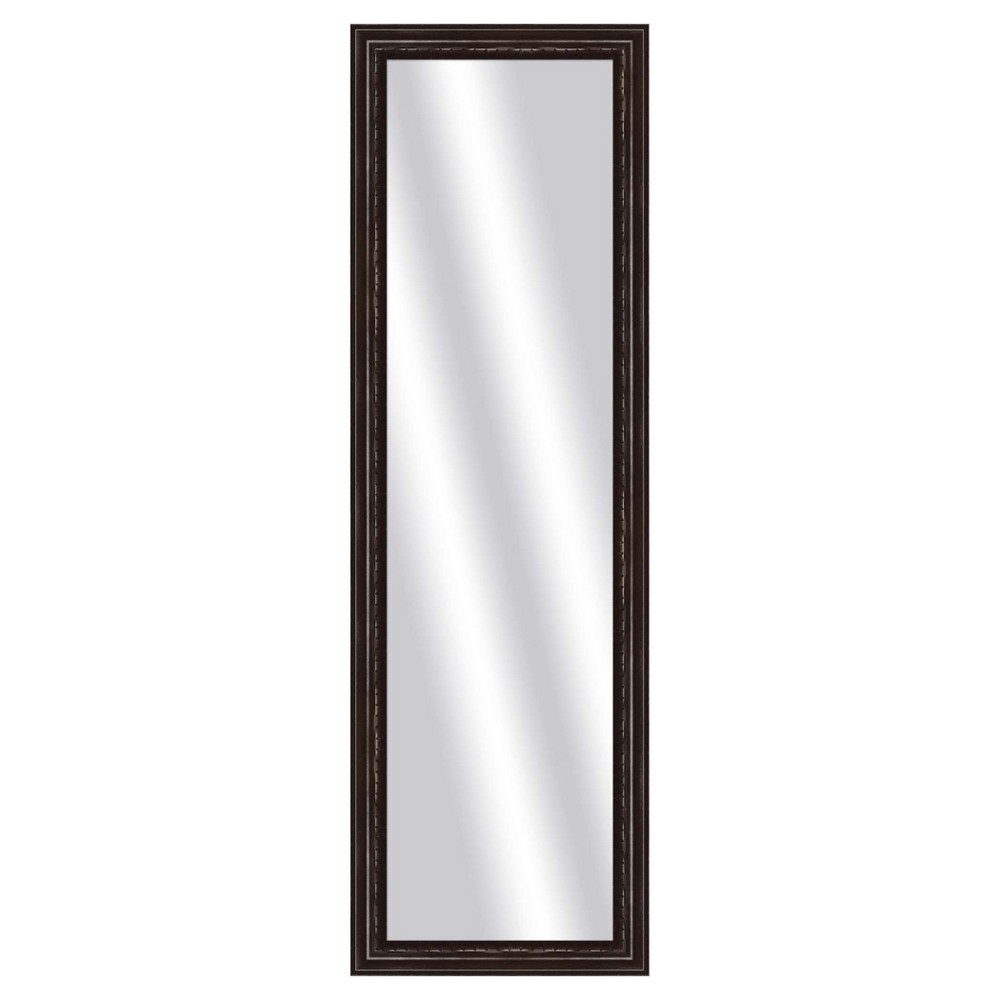 Image of Floor Mirror PTM Images Espresso Brown