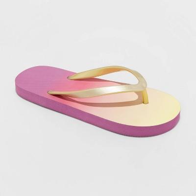 Kids' Sam Slip-On Flip Flop Sandals - Cat & Jack™