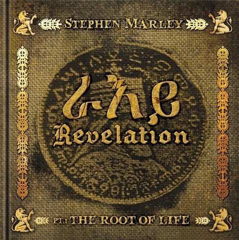 Stephen Marley - Revelation, Pt. 1: The Root of Life (CD) - image 1 of 1