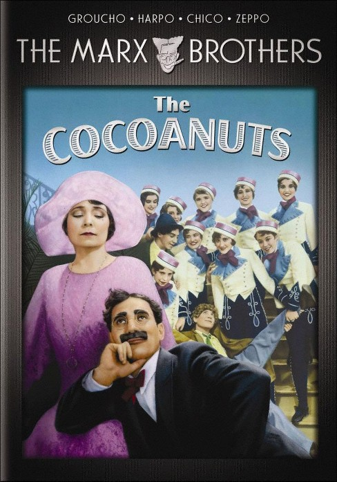 Cocoanuts (DVD) - image 1 of 1