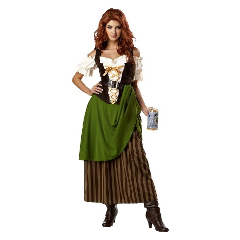 Women's Tavern Maiden Costume - image 1 of 1