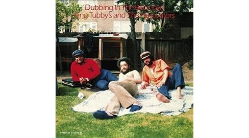 King Tubby - Dubbing In The Back Yard (Vinyl) - image 1 of 1