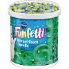 Pillsbury Funfetti Vibrant Green Vanilla Frosting - 15.6oz - image 3 of 4