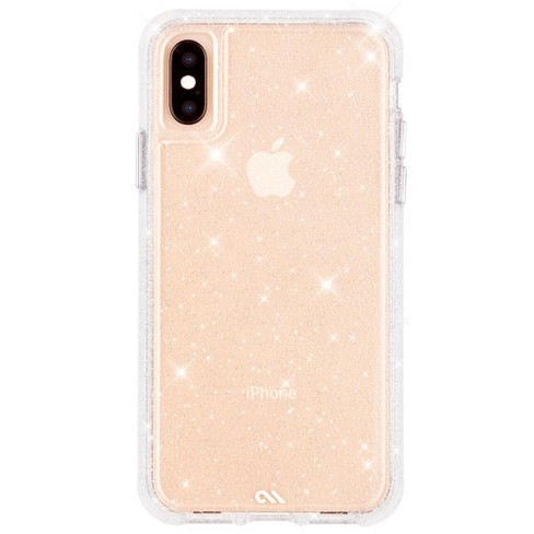 Case-Mate iPhone Xs / X Clear Sheer Crystal Case - image 1 of 4